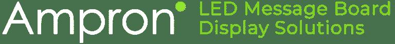 Ampron Smart LED Display Solutions Logo